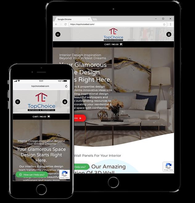 Website Design Biire Community Development