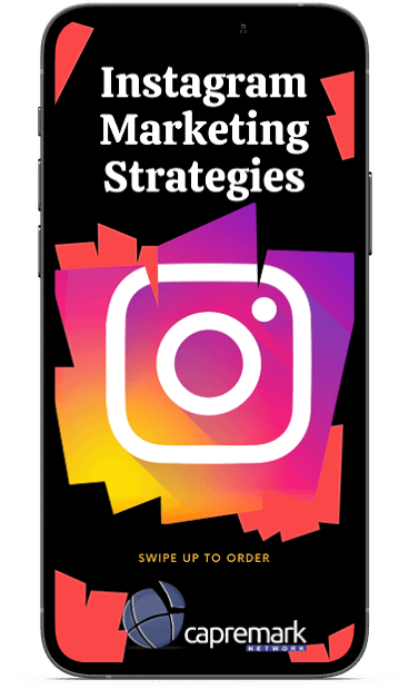 Instagram Marketing Strategies & Paid Instagram Adverts By Capremark Network