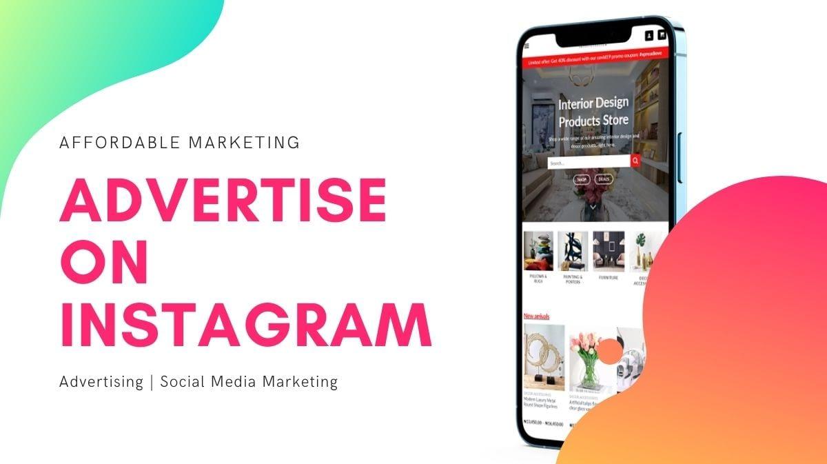 Advertise on Instagram By Capremark Network