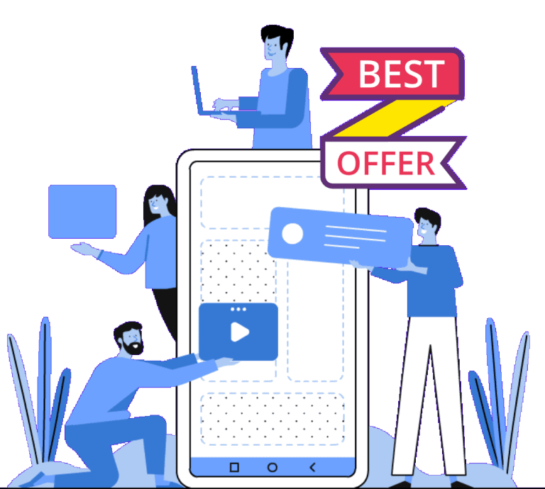 Good Web Developer & Digital Marketing Support Team