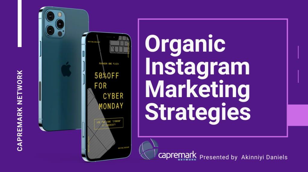 Organic Instagram Marketing Agency in Nigeria