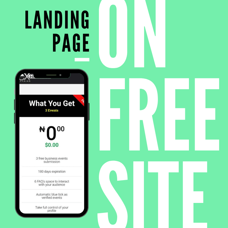 Make more profit on your landing page without having a website