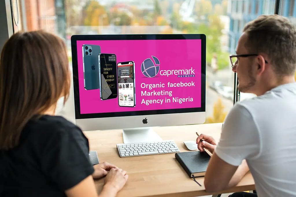 Organic Facebook marketing agency in nigeria-mobile-Screen delibration