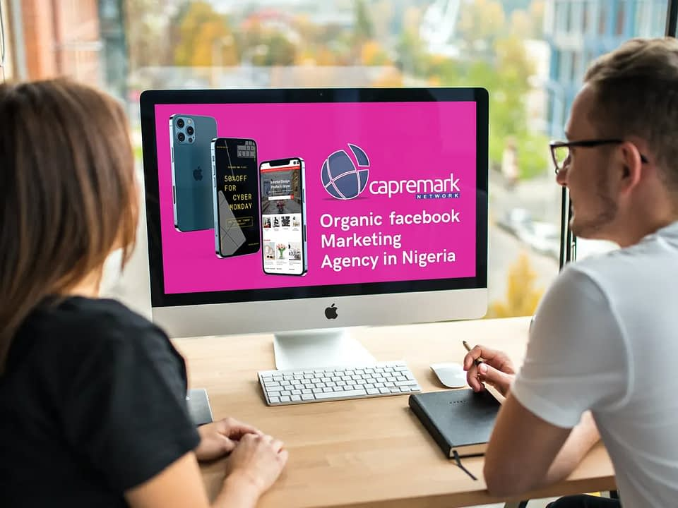 Organic Facebook marketing agency in nigeria-mobile-Screen delibration